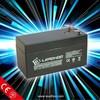 12V1.2Ah sealed rechargeable lead-acid battery