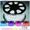 Hot sale waterproof led strip 110V 220V 230v led strip 8mm white PCB 5050 white led strip with 0.5meter per cut 60leds/meter
