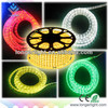 Hot sale waterproof led strip 110V 220V 8mm white PCB 5050 addressable rgb led strip warm white color led strip 60leds/meter