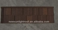 Africa Popular Colorful Stone Coated Steel Roofing Tiles/Coated metal Roofing Tile/roofing material