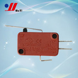 High quality professional hair dryer micro switch(lever roller micro switch)