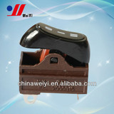Three position hair dryer rocker switch