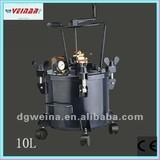 Good quality 10 L manual mixing paint tank