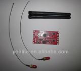 xlr-wi-dmx wireless dmx receiver transmitter LED Lighting OEM (YL-503PCB)