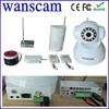 Hot sale home security Wireless Alarm System with IP Camera and Sensors