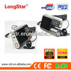 Shenzhen hottest car dvr car review camera I1000 with night vision and dual lens