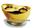 Golden ingot shaped, portable speaker for MP3 player amplifier Micro SD /TF card