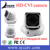 New HD-CVI camera, 720p 1/3 1.3megapixil cmos board dome camera