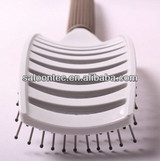 Plastic vent hair brush