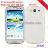 4.7 inch MTK6577 Dual Core Android 4.1 Smart Mobile Phone