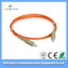 3,5,10m FC-FC Single mode Simplex fiber optic jumpers in FTTH&FTTX