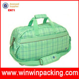 Folding big colourful travel bag for girls