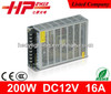 200w 12v single output switching power supply, manufacturer