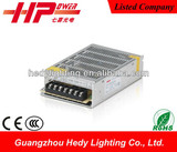 CE RoHS approved 120W 12V dc regulated power supply manufacturer