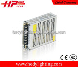 100w 12v single output LED switching power supply with CE Rohs, Guangzhou manufacturer