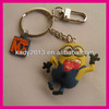 dispicable me keyring
