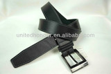 Classic belts for men, with nice stitching