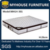Luxury hotel mattress,latex foam mattress,pocket spring mattress
