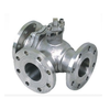 API/GB 3 way T type /L type ball valve