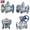 Forged Steel Ball Valve API 6D, API 608, ASME B16.34