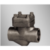 API forged steel swing check valve