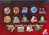 XXL 14 in 1 Multi games board/gambling casino game pcb