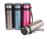 High qaulity stainless steel sports water bottle with logo for promotion