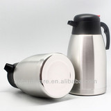 HOT 1.5L&2.0L Classic Type & Plastic Mouth Stainless Steel Coffee Vacuum Flask
