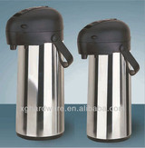 Stainless Steel Air Pot With Glass liner
