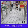 China manufacturer Electrical remote control infrared counter turnstile for supermarket entry system