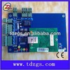 RS485/ TCP /IP Single Doors Access Control Board wiegand access control board witht TDZ sliding turnstile gate