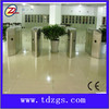 China manufacturer Pedestrian Access Control Flap Turnstile Barrier for Public Transit Areas