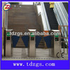 Security Retractable Optical Flap Barrier for Pedestrian Access Control