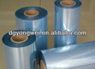 transparent PET sheet roll