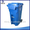 240L North America style plastic outdoor dustbin