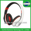 DJ Professional studio headphone white custom made