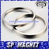 Multiple sizes of ring magnet
