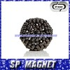 Small Neocube Round Colored Magnetic ball