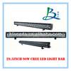 90W single row high power led off road light bars