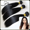 Natural Hair Products 2014 New Arrival Factory Wholesale Grade 5A Double Weft Natural Straight Brazilian Natural Hair