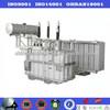 110kv 3 phase high voltage toroidal isolation transformer