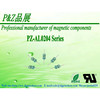 PZAL0204~0510 Series Axial color ring  inductor