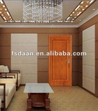 Supply solid interior door Luxury interior wood doors