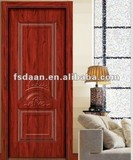 Door manufacturer interior door with MDF& HDF film