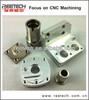 HOT!! aluminium alloy precision CNC machining parts made in China