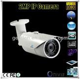 Gentlen 1080P 2MP Onvif P2P Waterproof Viewerframe Mode Refresh Network Camera