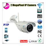 "1/2.5"" Onvif 1080P 2.0 Megapixel SONY MX122 36PCS LED 30M viewerframe mode refresh network camera"