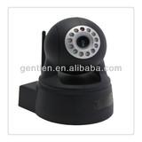 Gentlen Pan Tilt camera 720P 1 MP P2P Digital Wifi Camera for Baby Monitor