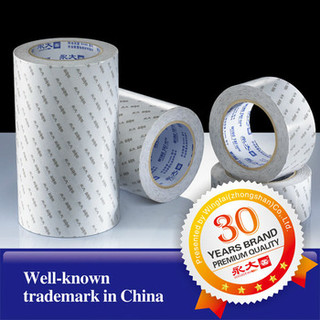 High performance double sided acrylic tape