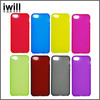 tpu matte surface case for cell mobile phone , clear tpu case